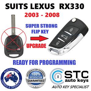 SUITS LEXUS RX330 RX 330 CAR REMOTE FLIP KEY FOB 2003 2004 2005 2006 2007 2008