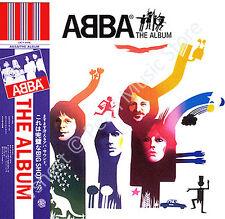 ABBA THE ALBUM CD MINI LP OBI + bonus track Bjorn & Benny Agnetha & Anni-Frid