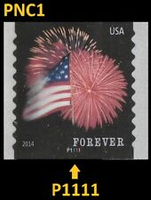 US 4854 Star-Spangled Banner forever PNC1 APU P1111 MNH 2014