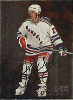 1998-99 BAP Autographs #92 Alexei Kovalev