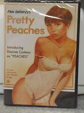 PRETTY PEACHES (DVD 2015) RARE 1978 SEXY COMEDY BRAND NEW