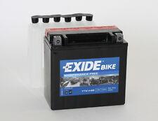 Bateria EXIDE YTX14-BS BMW sin mantenimiento
