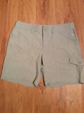 Women's The North Face Light Weight Shorts Brown Size 6