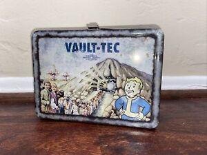 Fallout Vault-Tec Metal Lunchbox