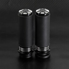 """1""""25mm Electric Hand Grips Handlebar Fit For Harley Sportster Softail Touring"""