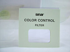 SINAR VIEW CAMERA 4X4 CC05B COLOR CONTROL FILTER (NEW)