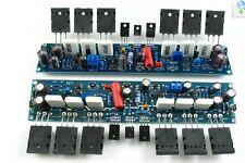 2pcs L10 200W+200W power amplifier kit Dual Channel 4ohm AMP  Stereo