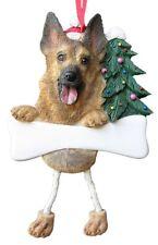 GERMAN SHEPHERD ~ DANGLING DOG ORNAMENT #75