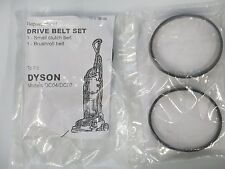 Dyson DC07 DC04 DC14 Clutch model set of 2 belts