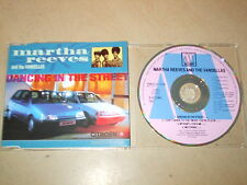 Martha Reeves and The Vandellas - Dancing in the Street (CD) 3 Tracks  Mint/New