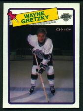 1988 89 OPC O PEE CHEE 120 WAYNE GRETZKY NM L A KINGS HOCKEY CARD