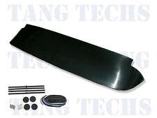 Civic 92-95 3dr hatch back spoon style spoiler wing with smoke LED