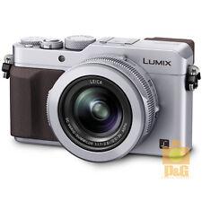 NEW BOXED PANASONIC DMC-LX100 LX100 DIGITAL CAMERA (PAL) / SILVER