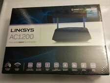 NEW Linksys Smart WiFi Wireless AC Dual-Band Router AC1200 (EA6100)