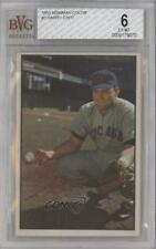 1953 Bowman Color Harry Chiti #7 BVG 6 Rookie