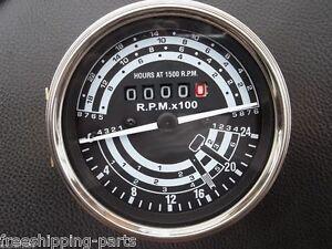 Massey Ferguson Tachometer for MF 133,135,140, 145, 148, 152 3381904M1, 908472M1