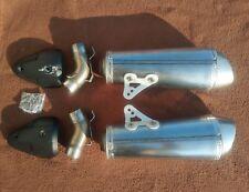 Termignoni DM11 Exhaust für Ducati Monster 1100 Auspuff ESD Schalldämpfer 064859