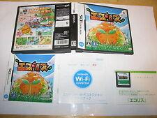 Ecolis Nintendo DS NDS Japan import