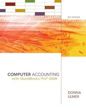 Computer Accounting with QuickBooks 2006