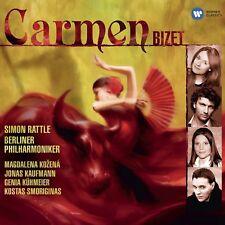 M./KAUFMANN,J./RATTLE,SIMON/BP KOZENA - CARMEN 2 CD NEW+ BIZET,GEORGES