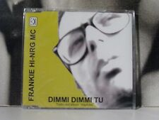 FRANKIE HI-NRG MC - DIMMI TU CD PROMO NUOVO SIGILLATO NEW SEALED