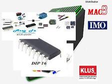 3 pcs x CD74HC4052E IC-DIP16-High Speed CMOS Diff.4-Channel Analog Multi/Demul