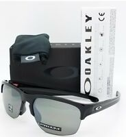 NEW Oakley Sliver Edge sunglasses Black Prizm Black Polarized 9414-04 GENUINE
