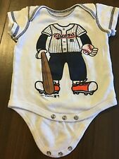 DETROIT TIGERS BASEBALL MLB  ONE PC. BY GENUINE MERCHANDISE YOUTH  0 / 3 MONTHS