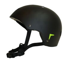 Kinder Skaterhelm Gr. S 48-54cm Fahrrad Helm BMX Skateboard Schutzhelm schwarz