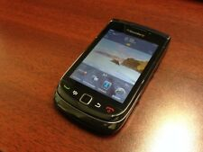 BlackBerry Torch 9800- Black - (Unlocked)  Good-Fair Condition