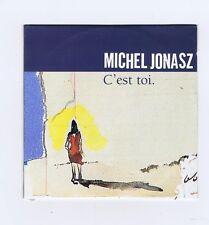 CD SINGLE PROMO (NEUF) MICHEL JONASZ C'EST TOI