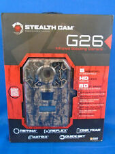 Stealth Cam G26 8.0 MP HD Infrared Scouting Camera