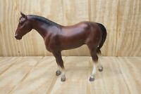 Vintage Breyer Molding Co. Model Light Brown Bay Horse Standing