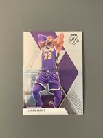 2019-20 Panini Mosaic #8 Lebron James Los Angeles Lakers