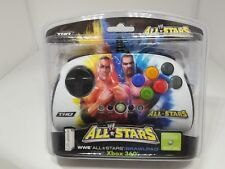 NEW WWE All Stars BrawlPad XBOX 360  Controller The Rock HHH & Triple H      A10