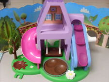 PEPPA PIG LILAC GRANDMA WEEBLE HOUSE