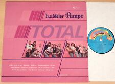 H.C. MEIER PUMPE - Total  (PAPAGAYO 1986 / FOLK-ROCK / LP vg++/m-)