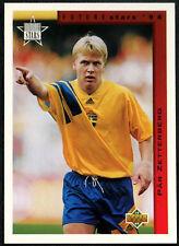 Par Zetterberg, Sweden Future Stars #243 World Cup USA '94 (Eng/Ger) Card (C385)