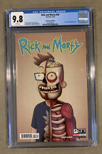 RICK AND MORTY #50 - CGC 9.8 - 1:25 ROILAND INCENTIVE VARIANT