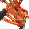 For Honda CBR1000 RR 2008-2016 CNC Racing Adjustable Footpeg Rear Sets Pedals