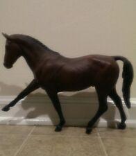 Vintage Breyer Horse Shaded Dark Bay Hanoverian #58