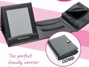 Nutrimetics All In One Fold out Make up wallet - book like - makeup bible
