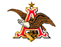 "Anheuser Busch Vinyl Sticker Decal 6"" (full color)"