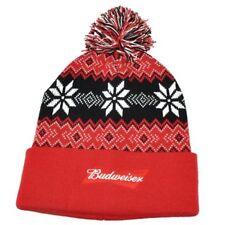Budweiser Bucket Boonie Hat Khaki Twill Golf Fishing Cap Beach Must-Have. C   34.52. 7 left. Budweiser Unisex Orange Winter Pom Hat 38bb1c36c21e