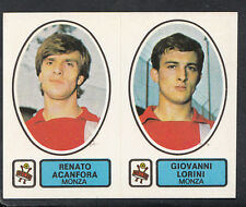 PANINI CALCIATORI FOOTBALL Adesivo 1977-78, N. 461, MONZA-RENATO Acanfora