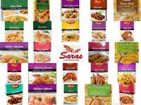 (Pack of 6) Shan Masala Receipe & Seasoning Mixes Spices Mixes- All Varieties
