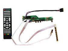 HDMI USB AV VGA ATV LCD Controller Board for LTN140AT07 LP140WH2 1366X768 Screen