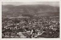 uralte AK Achern in Baden vom Flugzeug aus Gesamtansicht 1942 //24