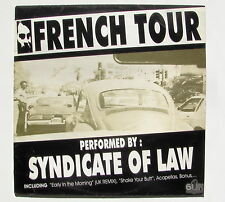 SYNDICATE OF LAW...........FRENCH TOUR.........MAXI 33T