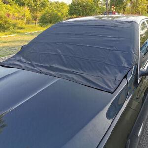 Auto Magnetische Windschutzscheibe Schneedecke Windschutzscheibe Sonnenschutz